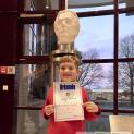 Erfolgreiche Teilnahme an der Mathematik-Olympiade