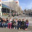 Ausflug zum deutschen Hygiene Museum in Dresden