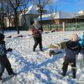 Winterferien sind schöne Ferien in unserem Hort