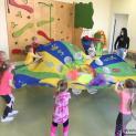 Sport frei! Bei den Regenbogenkindern